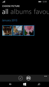 Microsoft Lumia 640 XL - E-mail - Sending emails - Step 10