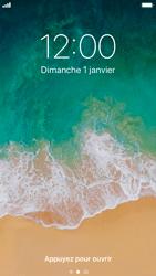 Apple iPhone 8 - Téléphone mobile - Comment effectuer une réinitialisation logicielle - Étape 4