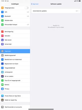 Apple iPad Pro 12.9 inch 4th generation (2020) (Model A2232) - Software updaten - Update installeren - Stap 6
