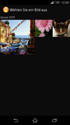 Sony Xperia Z3 Compact - MMS - Erstellen und senden - 20 / 23