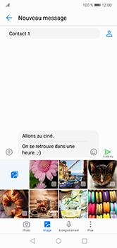 Huawei P20 lite - Contact, Appels, SMS/MMS - Envoyer un MMS - Étape 14