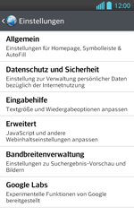 LG Optimus L7 II - Internet - Apn-Einstellungen - 1 / 1