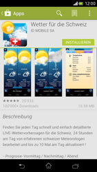 Sony Xperia V - Apps - Installieren von Apps - Schritt 14