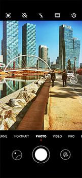 Huawei P40 - Photos, vidéos, musique - Prendre une photo - Étape 9