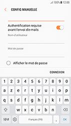 Samsung Galaxy J3 (2017) - E-mails - Ajouter ou modifier un compte e-mail - Étape 13