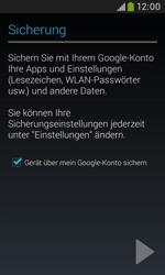 Samsung Galaxy Grand Neo - Apps - Konto anlegen und einrichten - 24 / 26