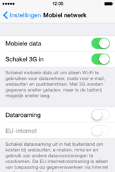 Apple iPhone 4S iOS 8 - MMS - handmatig instellen - Stap 4