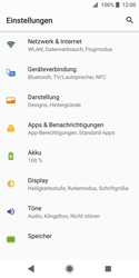 Sony Xperia XZ2 Compact - Ausland - Im Ausland surfen – Datenroaming - 6 / 14