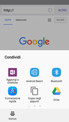 Samsung Galaxy A5 (2016) (A510F) - Internet e roaming dati - Uso di Internet - Fase 17