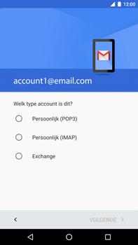 Huawei Google Nexus 6P - E-mail - Account instellen (IMAP zonder SMTP-verificatie) - Stap 11