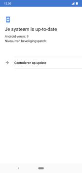 Nokia 7.1 - Android Pie - software - update installeren zonder pc - stap 7
