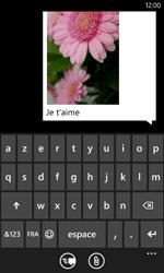 Nokia Lumia 625 - MMS - envoi d'images - Étape 11