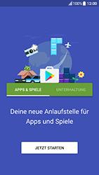 HTC 10 - Apps - Konto anlegen und einrichten - 2 / 2