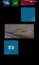 Nokia Lumia 635 - Startanleitung - Personalisieren der Startseite - Schritt 14