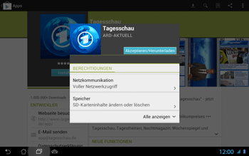 Asus Padfone 2 - Apps - Herunterladen - 10 / 27