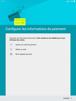 Samsung Galaxy Tab A - Premiers pas - Créer un compte - Étape 20
