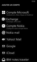 Nokia Lumia 630 - E-mail - Configuration manuelle - Étape 7