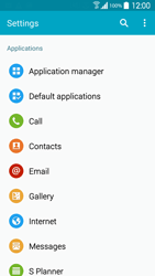 Samsung Galaxy S 5 - WiFi - Enable WiFi Calling - Step 5