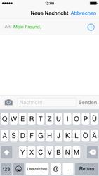 Apple iPhone 5s - MMS - Erstellen und senden - 9 / 17