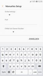 Samsung Galaxy A3 (2017) - E-Mail - Konto einrichten - Schritt 11