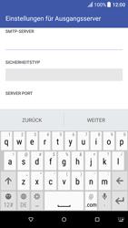 HTC One A9 - Android Nougat - E-Mail - Konto einrichten - Schritt 13