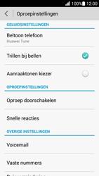 Huawei Ascend G630 - voicemail - handmatig instellen - stap 5