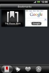HTC A510e Wildfire S - Internet - Internet browsing - Step 10