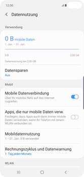 Samsung Galaxy S10 Plus - Internet und Datenroaming - Manuelle Konfiguration - Schritt 6