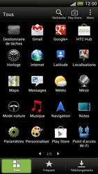 HTC Z520e One S - Messagerie vocale - Configuration manuelle - Étape 3