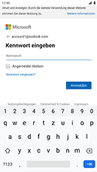 Nokia 8 - Android Pie - E-Mail - 032c. Email wizard - Outlook - Schritt 9