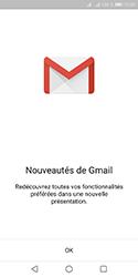 Huawei Y5 (2018) - E-mails - Ajouter ou modifier votre compte Gmail - Étape 4