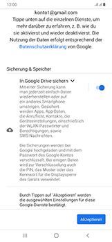 Samsung Galaxy A50 - Apps - Einrichten des App Stores - Schritt 18