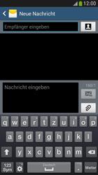 Samsung Galaxy S4 Mini LTE - MMS - Erstellen und senden - 0 / 0
