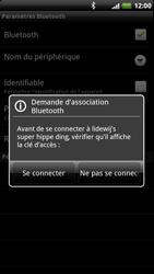 HTC Z715e Sensation XE - Bluetooth - connexion Bluetooth - Étape 10