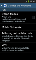 Samsung Galaxy Core Plus - Internet - Apn-Einstellungen - 2 / 2