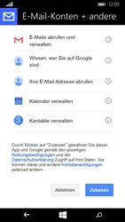 Microsoft Lumia 640 - E-Mail - Konto einrichten (gmail) - Schritt 10