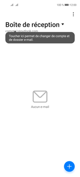 Huawei P40 Lite 5G - E-mails - Ajouter ou modifier votre compte Outlook - Étape 7