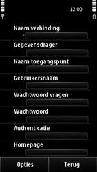 Nokia E7-00 - Internet - Handmatig instellen - Stap 15