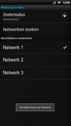Sony LT22i Xperia P - netwerk en bereik - gebruik in binnen- en buitenland - stap 11
