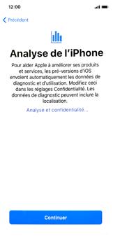 Apple iPhone 11 Pro - Premiers pas - Configuration de l