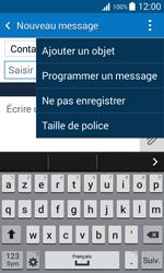 Samsung Galaxy Trend 2 Lite - Contact, Appels, SMS/MMS - Envoyer un MMS - Étape 10