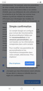 Samsung Galaxy Note 10 - Applications - Créer un compte - Étape 17