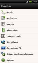 HTC One SV - Logiciels - Installation de mises à jour - Étape 5