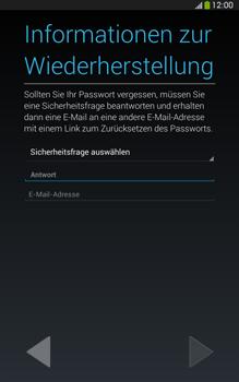 Samsung T315 Galaxy Tab 3 8-0 LTE - Apps - Konto anlegen und einrichten - Schritt 12