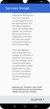 Huawei P30 Pro - E-mails - Ajouter ou modifier votre compte Gmail - Étape 11