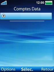 Sony W100i Spiro - Internet - Configuration automatique - Étape 9