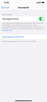 Apple iPhone 11 - Données - créer une sauvegarde avec votre compte - Étape 14