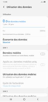 Samsung Galaxy A10 - Internet - activer ou désactiver - Étape 7