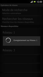 Sony ST26i Xperia J - Réseau - utilisation à l'étranger - Étape 12