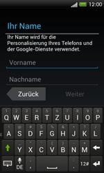 HTC One SV - Apps - Konto anlegen und einrichten - 5 / 18
